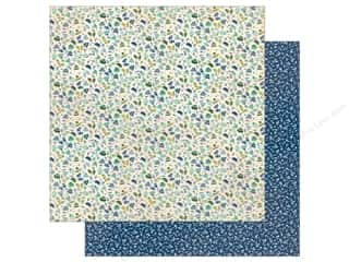scrapbooking & paper crafts: Authentique Collection Alpine Paper  12 in. x 12 in.   One (25 pieces)