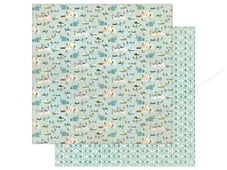 scrapbooking & paper crafts: Authentique Collection Alpine Paper  12 in. x 12 in. Three (25 pieces)