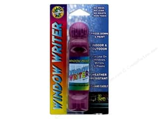 craft & hobbies: Crafty Dab Window Paint Writer 1.6 oz. Purple