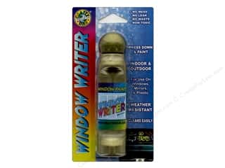Crafty Dab Window Paint Writer 1.6 oz. Gold