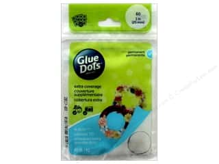 craft & hobbies: Glue Dots XL 1 in. 60 pc.
