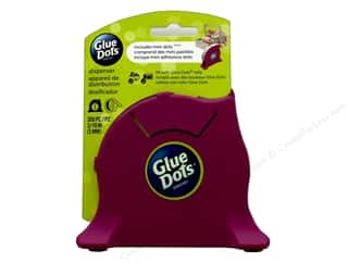 glues, adhesives & tapes: Glue Dots Desktop Dispenser Mini Dots 300 pc.