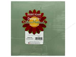 FloraCraft Desert Foam 3 x 4 x 8 in. Green 3 pc.
