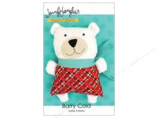 Jennifer Jangles Barry Cold Softie Pattern