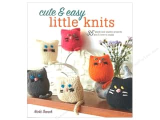 books & patterns: Cico Cute & Easy Little Knits Book