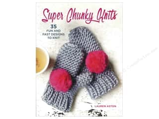 yarn: Cico Super Chunky Knits Book