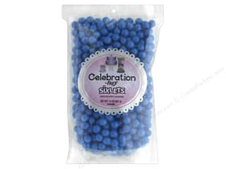 SweetWorks Celebration Sixlets 14 oz. Royal