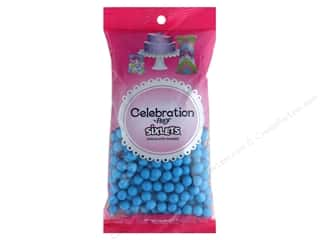 SweetWorks Celebration Sixlets 14 oz. Blue