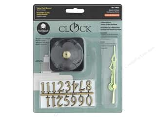 Walnut Hollow Clock Kit 3/8 in. 3 pc.