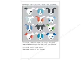 sewing & quilting: Sew Fresh Quilts Dog Gone Cute Pattern