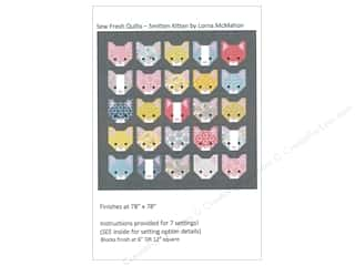 sewing & quilting: Sew Fresh Quilts Smitten Kitten Pattern