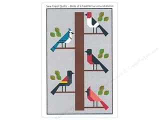 sewing & quilting: Sew Fresh Quilts Birds Of A Feather Pattern