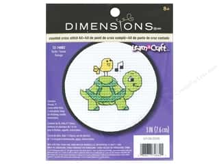 yarn & needlework: Dimensions Cross Stitch Kit Turtle