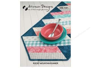 Atkinson Designs Rocky Mountain Runner Pattern