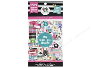 Me&My Big Ideas Happy Planner Sticker Value Pack Mini Mom