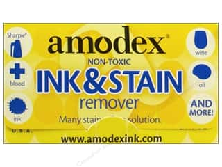 Amodex Ink & Stain Remover Trial Pack (25 pieces)