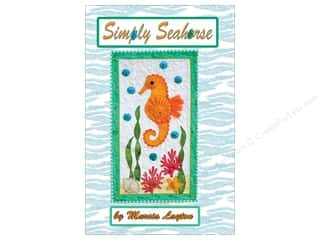 books & patterns: Marcia Layton Designs Simply Seahorse Pattern