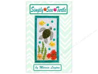 Marcia Layton Designs Simply Sea Turtle Pattern