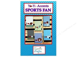 Marcia Layton Designs Sports Fan Pattern