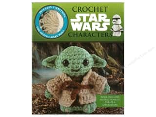 yarn: Thunder Bay Press Disney Star Wars Yoda Crochet Kit