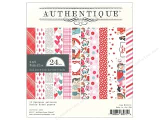Authentique Lovestruck Bundle Pad 6 in. x 6 in.