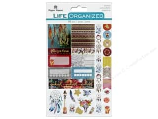 Paper House Collection Life Organized Sticker Planner Free Spirit