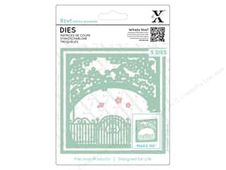 Docrafts Xcut Die In The Garden