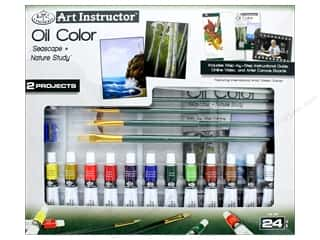 projects & kits: Royal Set Art Instructor Oil Color Paint