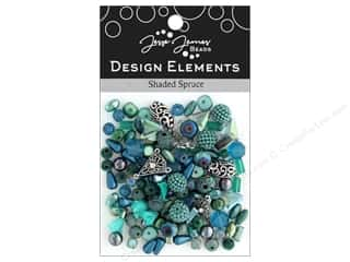 Jesse James Bead Design Element Shaded Spruce