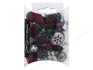 scrapbooking & paper crafts: Jesse James Bead Inspirations Tawny Port
