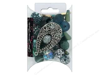 beading & jewelry making supplies: Jesse James Bead Inspirations Shaded Spruce