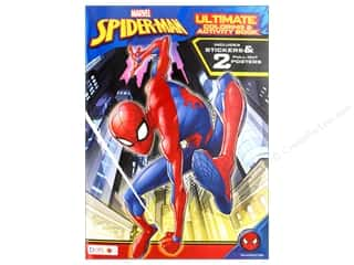 books & patterns: Bendon Ultimate Coloring & Activity Book Spider-Man