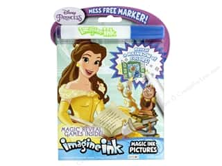 Bendon Magic Ink Pictures Book Princess