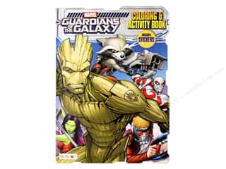 books & patterns: Bendon Coloring & Activity Book Guardians of the Galaxy