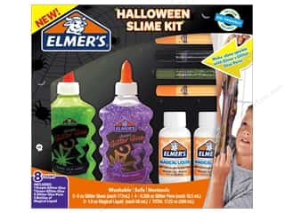 Elmer's Glues and Adhesives Halloween Slime Kit
