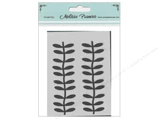Melissa Frances Stencil 3 in. x 4 in. Leaf Ladder