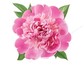 gifts & giftwrap: Paper House Die Cut Card Peony