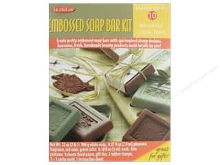 craft & hobbies: Life Of The Party Soap Making Kit Embossed