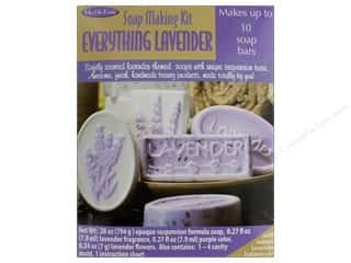 craft & hobbies: Life Of The Party Soap Making Kit Everything Lavender