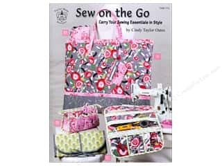 Taylor Made Sew On The Go Book by Cindy Taylor Oates