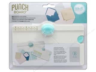 We R Memory Punch Board Mini Envelope