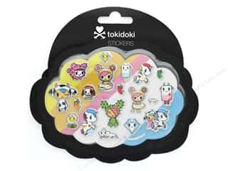 novelties: Blueprint Books Tokidoki Stickers
