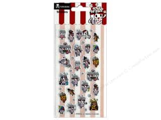 Blueprint Books Tokidoki Popcorn Stickers
