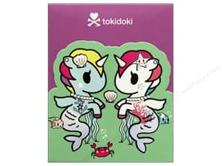 craft & hobbies: Blueprint Books Tokidoki Mermicorno Sticky Notes