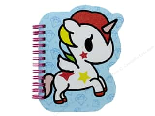 die cuts: Blueprint Books Tokidoki Die-Cut Notebook