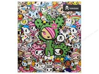 craft & hobbies: Blueprint Books Tokidoki Ring Binder