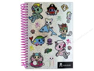 craft & hobbies: Blueprint Books Tokidoki Mermicorno Notebook