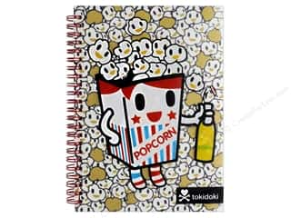craft & hobbies: Blueprint Books Tokidoki Popcorn Notebook