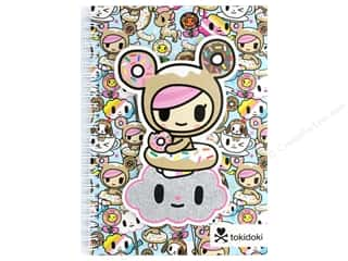 craft & hobbies: Blueprint Books Tokidoki Spiral Notebook