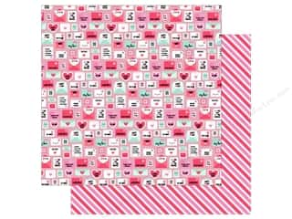 "stamps: Doodlebug So Punny Paper 12""x 12"" Pun Pal (25 pieces)"